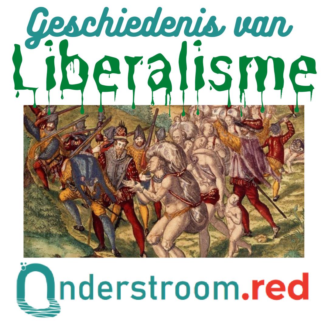 Geschiedenis van liberalisme